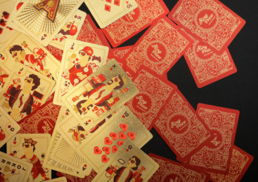 King Price Insurance: Playing Cards, 11 Print Ad by Xfacta Consulting Service