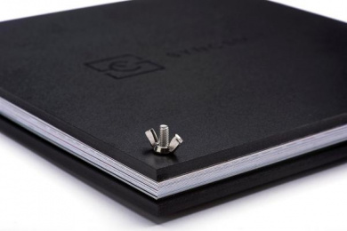 Syncsmith: OPUS lookbook, 1 Promo / PR Ad by Syncsmith Bristol