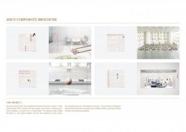 Asics: THE MYSTERY OF SUCCESS Print Ad by Nordpol Hamburg