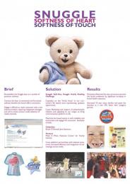 Snuggle: SNUGGLE Print Ad by Mindshare New York