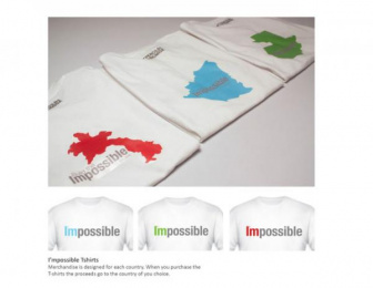 Pencils of Promise: Build the I'mpossible Integrated,  4 Direct marketing by Columbus College of Art and Design (CCAD)
