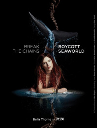 People For The Ethical Treatment Of Animals (PETA): Break The Chains Print Ad by Team collaboration