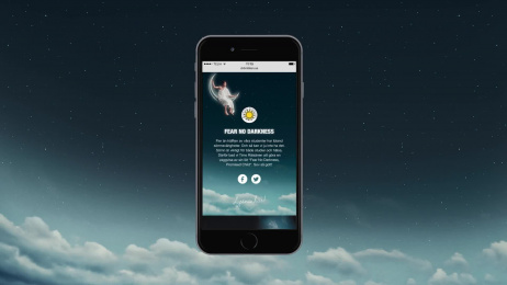 Karlstad University: The Dream Song Digital Advert by ORD&BILD