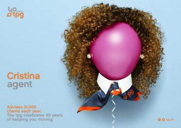 Geneva Public Transports - TPG: Cristina Print Ad by Cavalcade, Federal Studio
