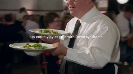 National Down Syndrome Society (NDSS): DM Film by Saatchi & Saatchi New York