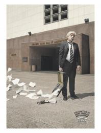 Worldgym: BRIEFCASE Print Ad by Lg&f