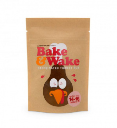 Bake & Wake: Turkey Rub Print Ad by Zulu Alpha Kilo