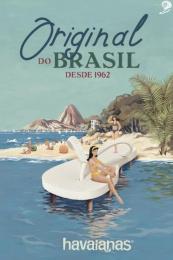 Alpargatas: Pier [alternative version] Print Ad by ALMAP BBDO Brazil, Landia