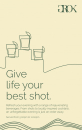 Hyatt Centric Goa: GROK Posters, 2 Outdoor Advert by Chrisaldo Goldiloy