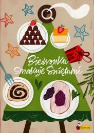 Biedronka: Christmas Print Ad by Duda Polska Warsaw