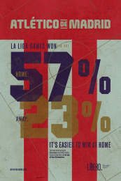 Líbero: It's Easier to Win at Home, 5 Print Ad by David The Agency