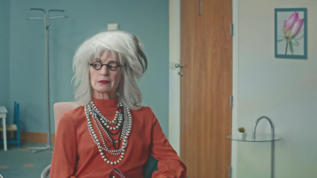 Fanta: Never Had That Before. Waitingroom Passionanas Film by Ogilvy & Mather Amsterdam