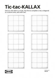 "IKEA: IKEA ""Stay Home"" Catalog - Family Boredom Solutions, 15 Print Ad by McCann Tel Aviv"