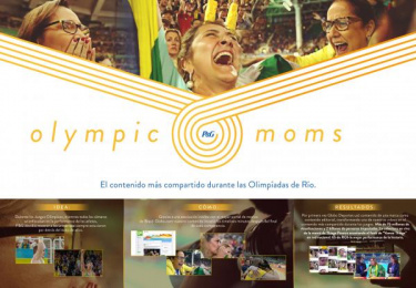 Procter & Gamble: Mamás olímpicas [spanish image] Digital Advert by Grey Sao Paulo