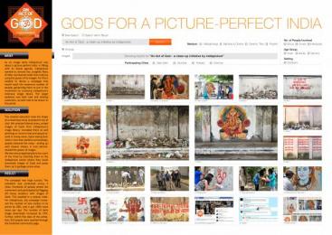 An Act Of God: AN ACT OF GOD Outdoor Advert by VML Qais Mumbai