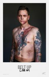 New Zealand Transport Agency (NZTA): Belted Survivors – Dan Mason Print Ad by Clemenger BBDO Wellington