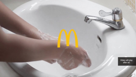 McDonald's: Unskippable pre-roll Digital Advert by Leo Burnett Moscow