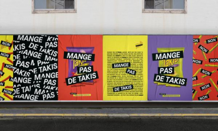 Takis: Don't Eat Takis, 2 Outdoor Advert by Cossette Toronto