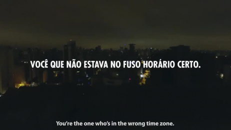 Heineken: The Timezone Film by Publicis Sao Paulo, Vandalo