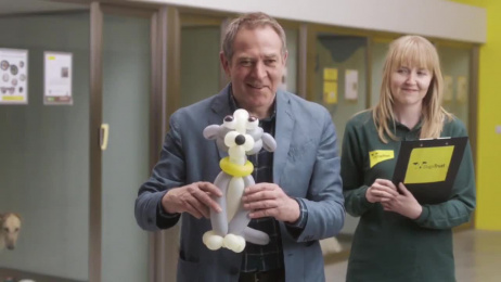 Dogs Trust: Little Balloon Doggy Film by 18 Feet & Rising London, Another Film Company