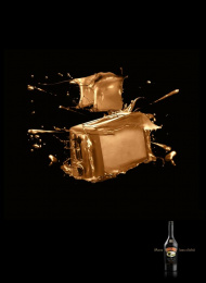 Bailey's: More Baileys Less Cliche, 3 Print Ad by Digitas Lima