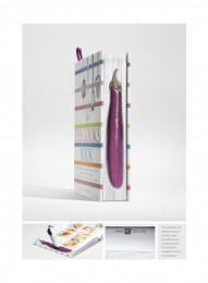 Zwilling J.a. Henckels: EGGPLANT Print Ad by Grey Beijing