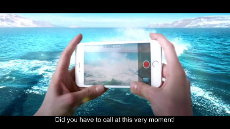 Vodafone: Sorry / Whale Film by Anima İstanbul, Team Red Istanbul
