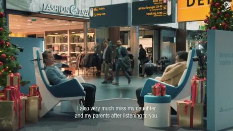 KLM Royal Dutch Airlines: DM Film by DDB & Tribal Amsterdam