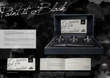 Land Rover: Paint it Black Direct marketing by Wunderman Frankfurt