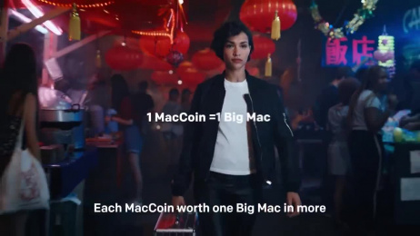 McDonald's: MacCoin Film by Golin Usa