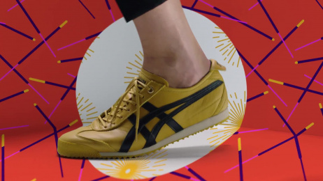 Onitsuka Tiger: Fly the Flag Film by Halal, The Adventures Of
