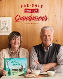 Graubunden Ferien: Grandparents Pre-sale [supporting image] Direct marketing by Jung Von Matt/Limmat Zurich