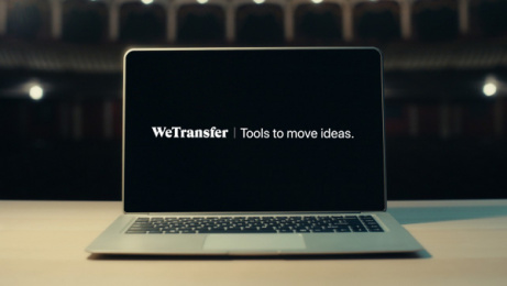 WeTransfer: Doubt. Create. Repeat., 2 Print Ad by Preacher, Noble People, Biscuit Filmworks