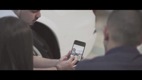 Volvo: Survivor Sales Agent Digital Advert by Letca Films, We Believers
