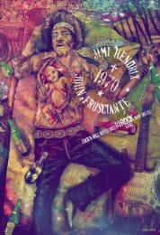 91 Rock Radio: JIMI HENDRIX | RED HOT CHILI PEPPERS Print Ad by J. Walter Thompson Sao Paulo