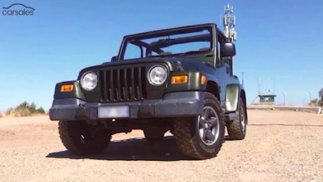Carsales: Georgia's Jeep Wrangler Tough Ad Film by CHE Proximity Australia, Guilty