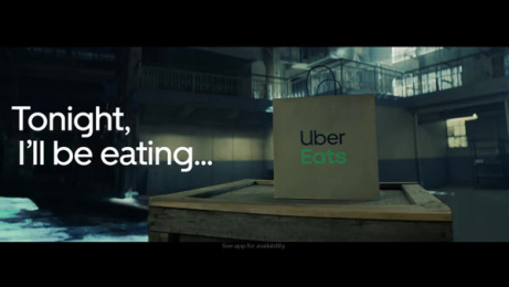 Uber Eats: Tonight I'll Be Eating, 2 Film by Special Group Australia