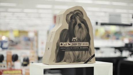 Move Institute: Pet Box Film by Neogama, Primitivo