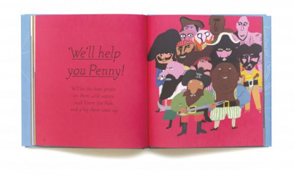 OPSM: Penny The Pirate, 3 Direct marketing by Saatchi & Saatchi Sydney