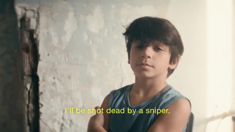 Reporters Without Borders: When I grow up Film by BETC, Caviar