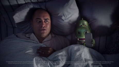 St. George Bank: Can't Sleep Film by Goodoil Films, Saatchi & Saatchi Sydney