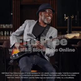 H&R Block: Avoid the Tax Blues, 2 Digital Advert by Deutsch Los Angeles