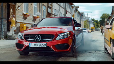 Mercedes-Benz: My Other Ride Is Your Mom Film by BYL, It's Us