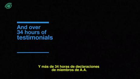 Aa Alcoholics Anonymous: Amigo anónimo Digital Advert by J. Walter Thompson Sao Paulo