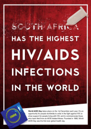 Choice: World Aids Day Print Ad by Ogilvy Cape Town