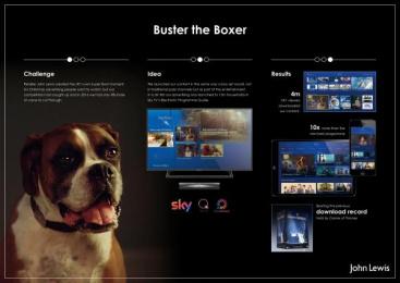 John Lewis: Buster The Boxer [image] Film by adam&eveDDB London