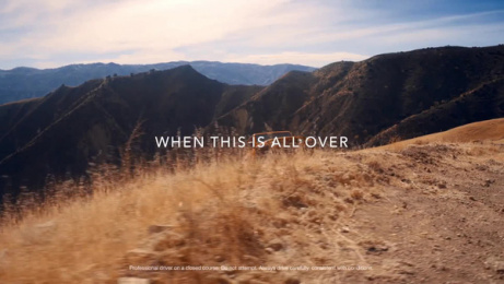 Jeep: #StayOffTheRoad Digital Advert