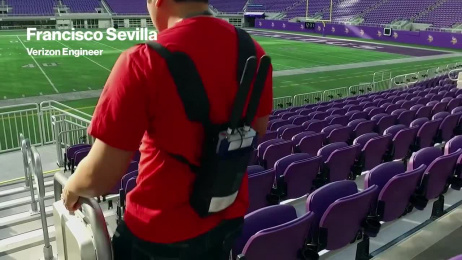 Verizon: Rows and Seats Film by The Community Miami