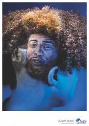 Head & Shoulders: Odell Print Ad by Saatchi & Saatchi London