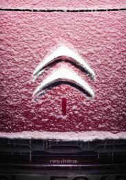 Peugeot: Merry Christmas Print Ad by Istropolitana Ogilvy Bratislava